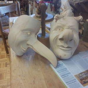 maschere cirmolo
